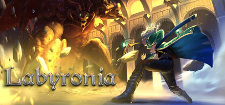 Labyronia RPG header image