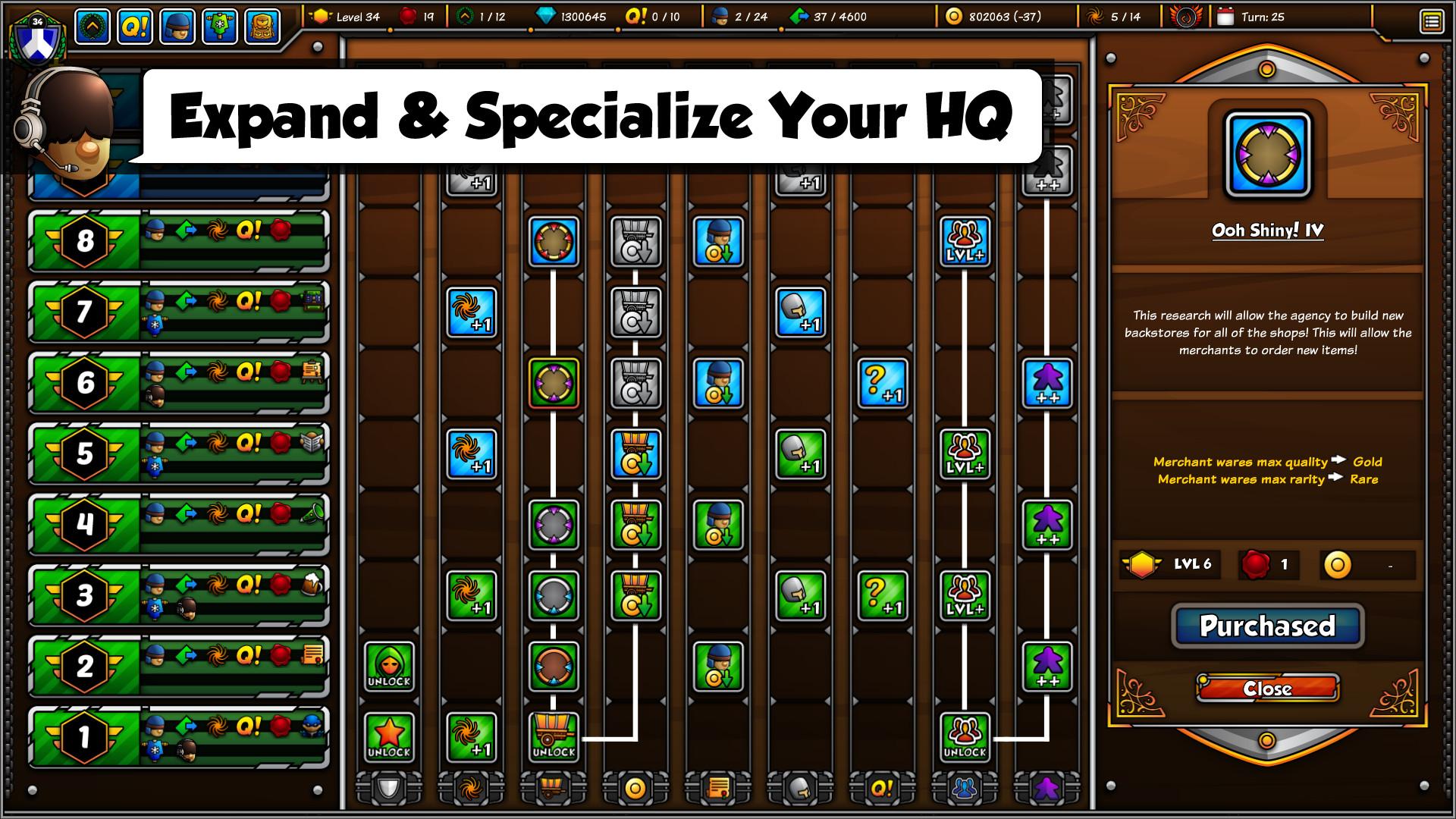 Epic Manager Screenshot 3
