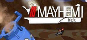 Mayhem Triple cover art