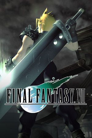 FINAL FANTASY VII poster image on Steam Backlog
