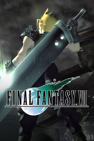 FINAL FANTASY VII poster image on Steam Backlog