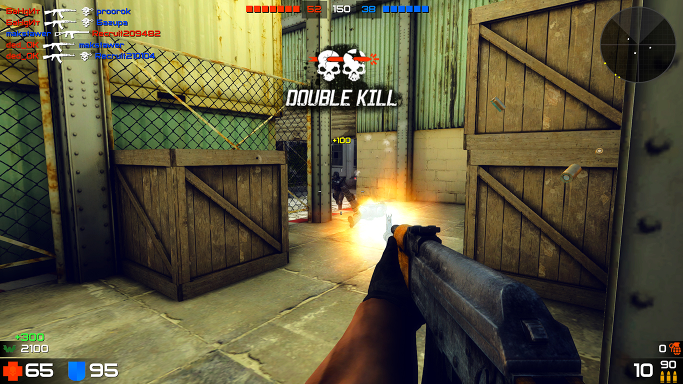 fps games for pc free to play