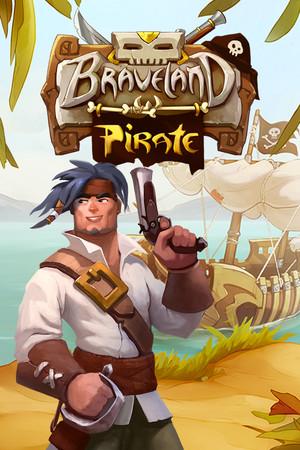 Braveland Pirate poster image on Steam Backlog