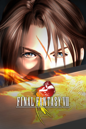 FINAL FANTASY VIII poster image on Steam Backlog