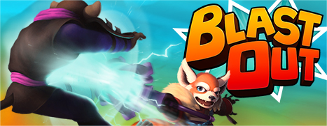 Now Available on Steam Early Access – Blast Out, 25% off!