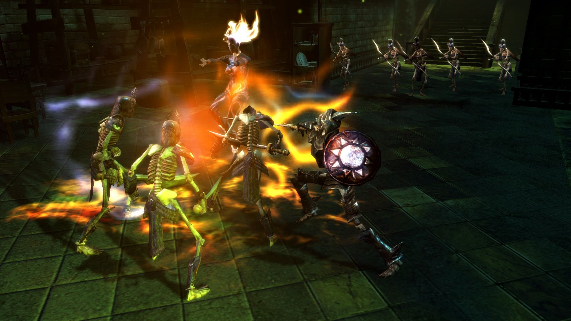 dungeon siege 3 free download pc