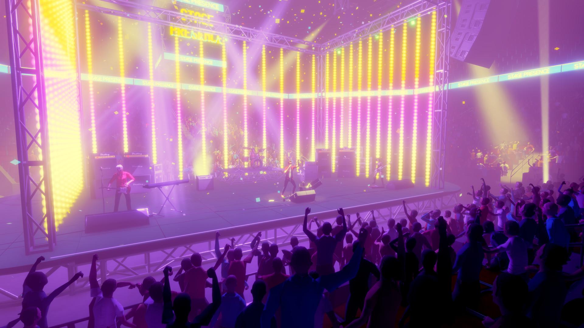 Stage Presence Screenshot 3