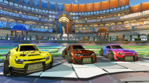 Rocket League® - Supersonic Fury DLC Pack