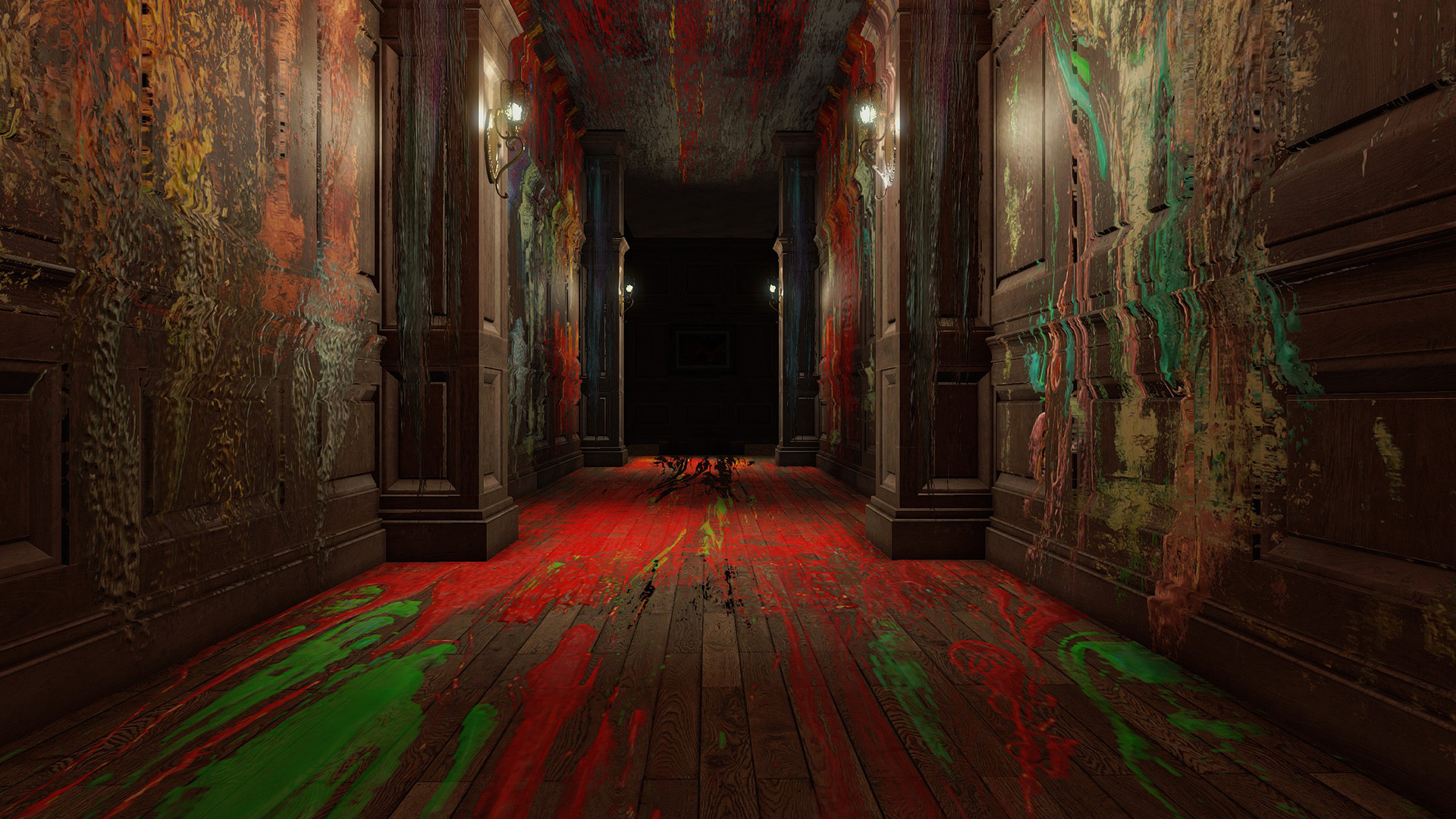 Layers of Fear Download Skidrow