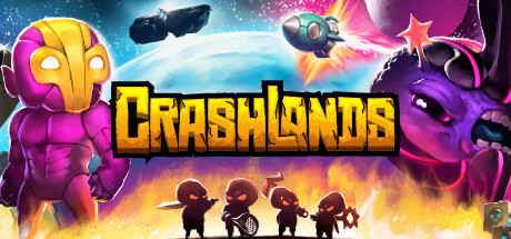 Crashlands Steam Game