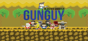 Blaster Shooter GunGuy! cover art