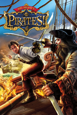 Sid Meier's Pirates! poster image on Steam Backlog