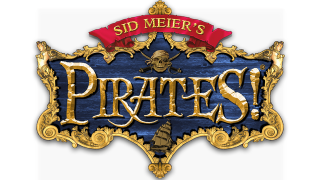 Sid Meier's Pirates! logo