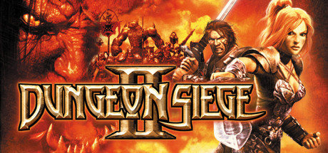 Game Banner Dungeon Siege II