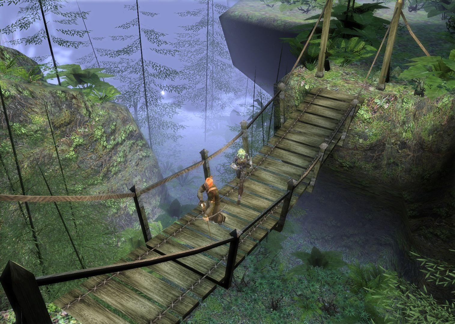 Dungeon Siege 2 screenshot