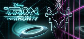 TRON RUN/r cover art