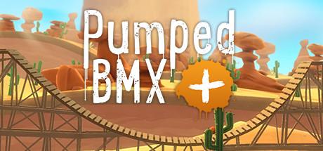Game Banner Pumped BMX +