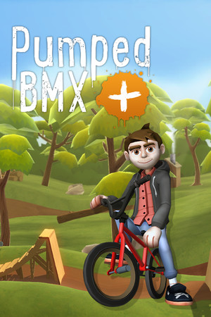 Pumped BMX + poster image on Steam Backlog