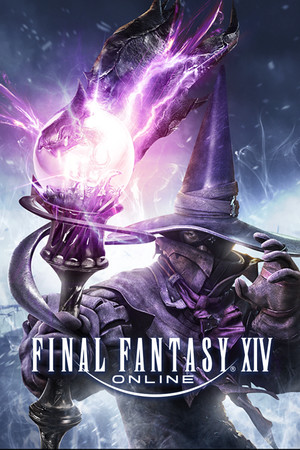 FINAL FANTASY XIV Online poster image on Steam Backlog