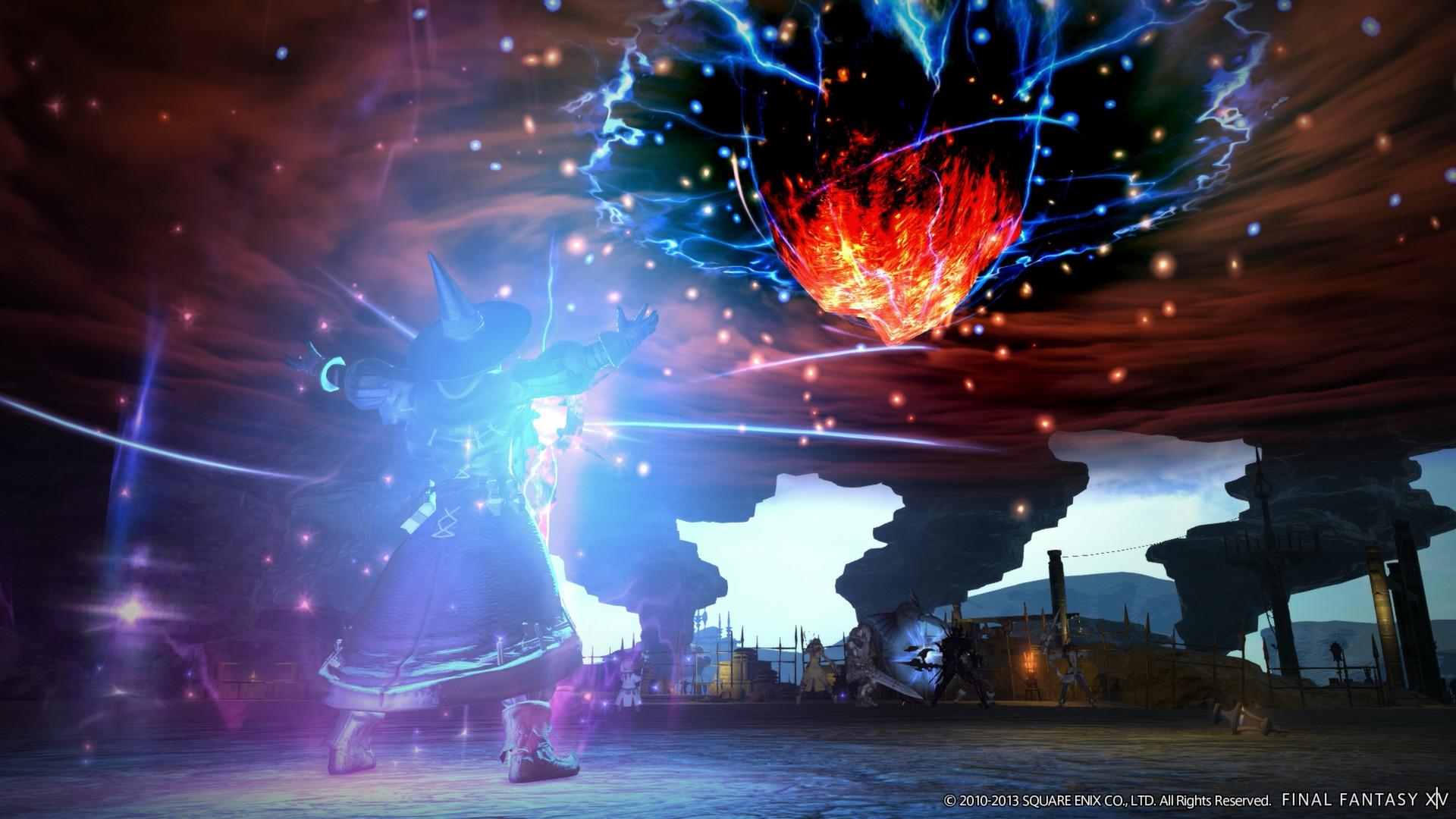 Final Fantasy Xiv Online On Steam