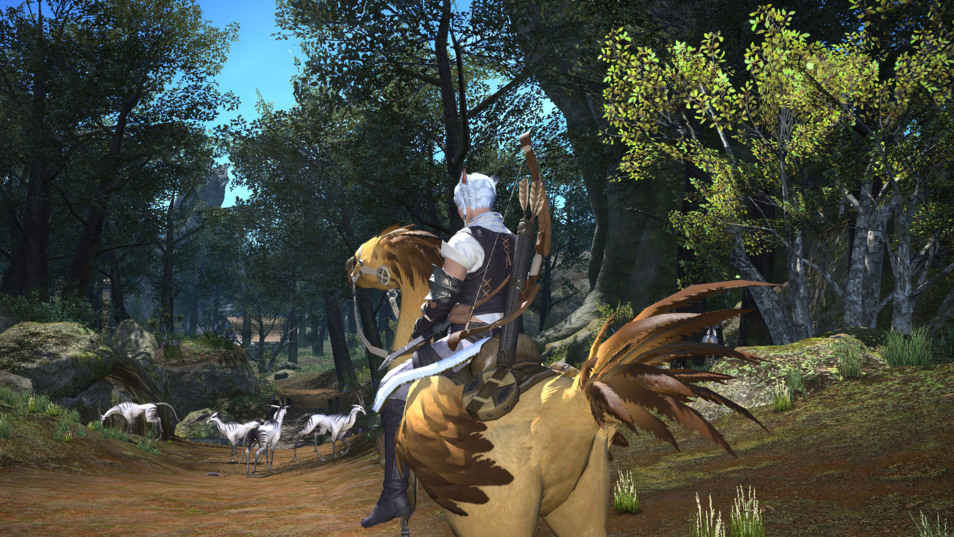 FINAL FANTASY XIV Online System Requirements - Can I Run It