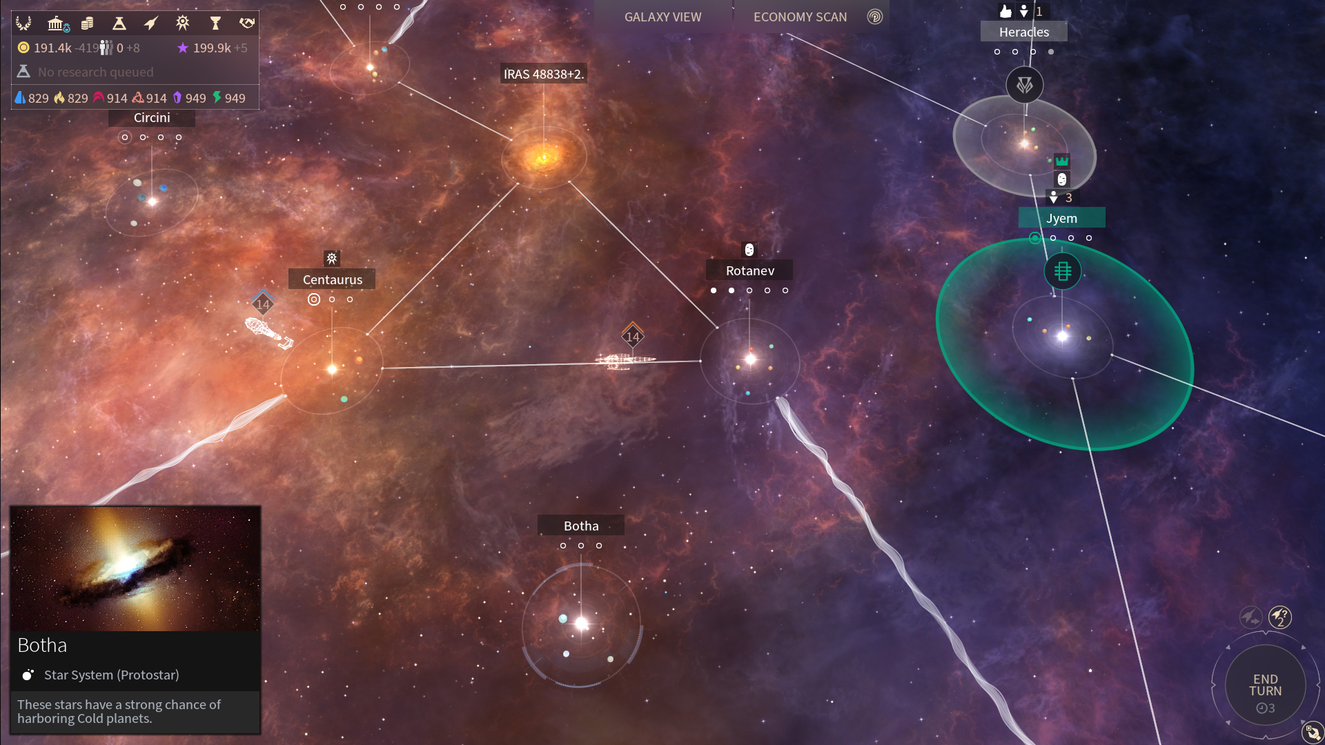 Endless Space 2 Screenshot 1