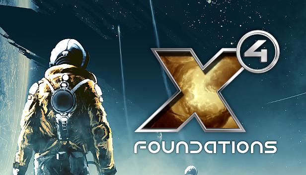 X4: Foundations в Steam