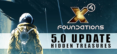 X4: Foundations on Steam