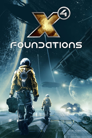 X4: Foundations poster image on Steam Backlog