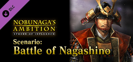 "NOBUNAGA'S AMBITION: SoI - Scenario 5 ""Battle of Nagashino"""