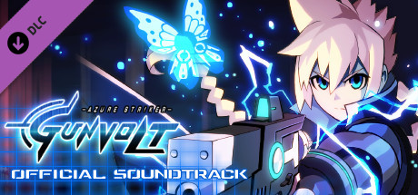 AZURE STRIKER GUNVOLT OFFICIAL SOUNDTRACK