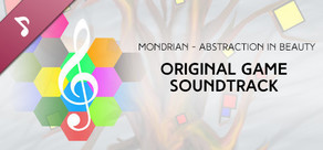 Mondrian - Abstraction in Beauty: Original Game Soundtrack cover art