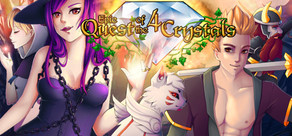 Epic Quest of the 4 Crystals cover art