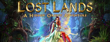 Lost Lands: A Hidden Object Adventure - 失落领地 3:隐藏物品冒险