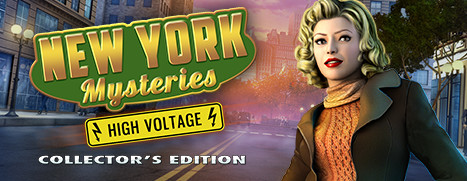 New York Mysteries: High Voltage - 纽约迷云 2:高压