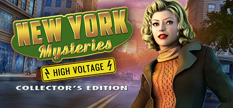 New York Mysteries: High Voltage