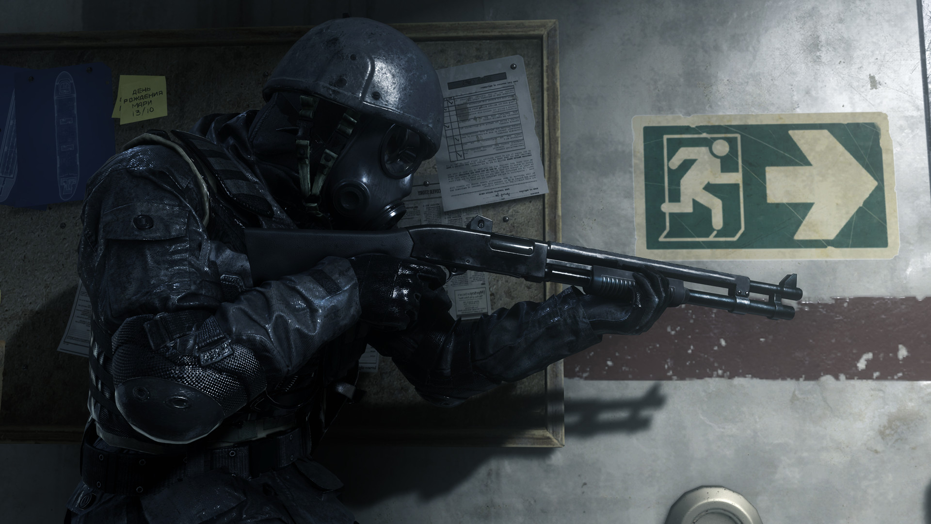Call of Duty: Modern Warfare Remastered Screenshot 2
