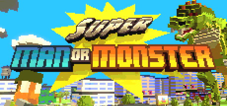 Teaser image for Super Man Or Monster