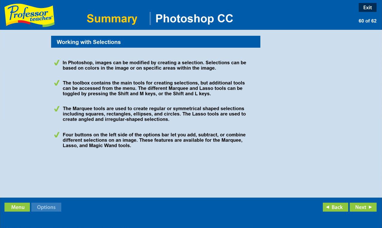 Professor Teaches Photoshop Creative Cloud on Steam