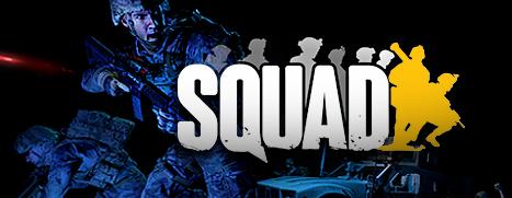 Squad - 战术小队