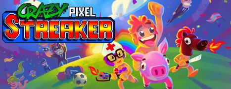 Crazy Pixel Streaker - 像素狂奔者