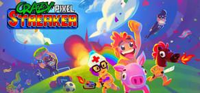 Crazy Pixel Streaker cover art
