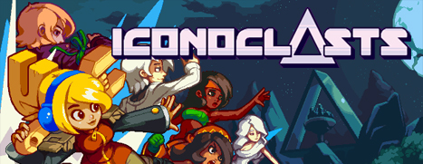 Now Available on Steam – Iconoclasts