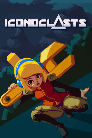 Iconoclasts poster image on Steam Backlog