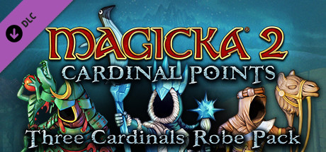 Magicka 2: Three Cardinals Robe Pack