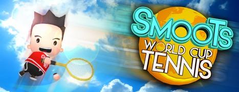 Smoots World Cup Tennis - 卡通网球世界杯