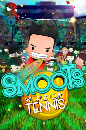 Smoots World Cup Tennis poster image on Steam Backlog