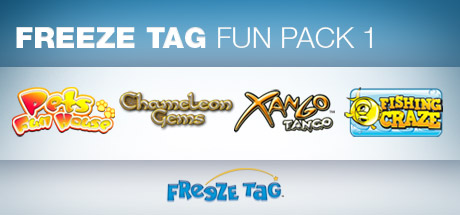 Купить Freeze Tag Fun Pack #1