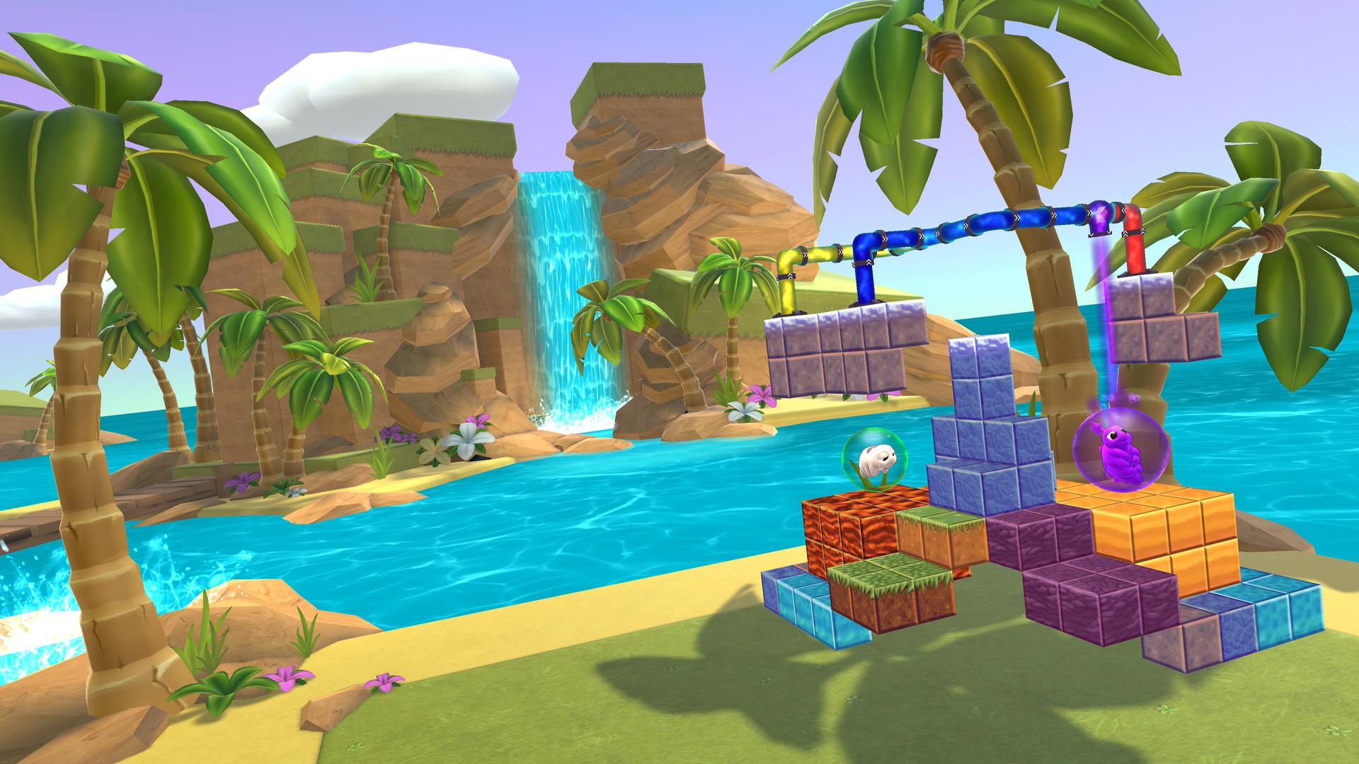 Water Bears VR screenshot