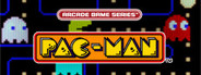 ARCADE GAME SERIES: PAC-MAN capsule logo